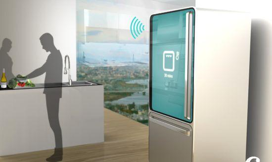 concept refrigerator