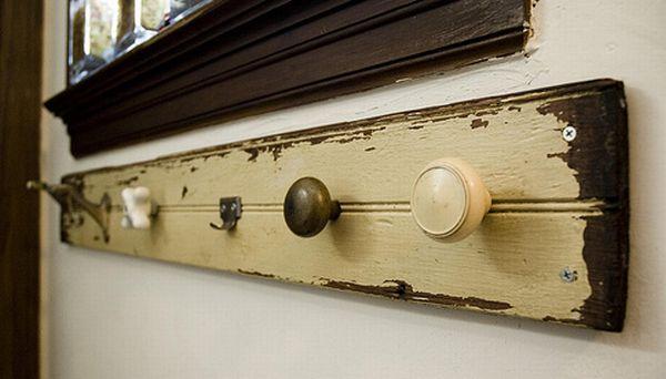 Weekend DIY Delight: Make your own door knob coat rack - Dr Prem ...