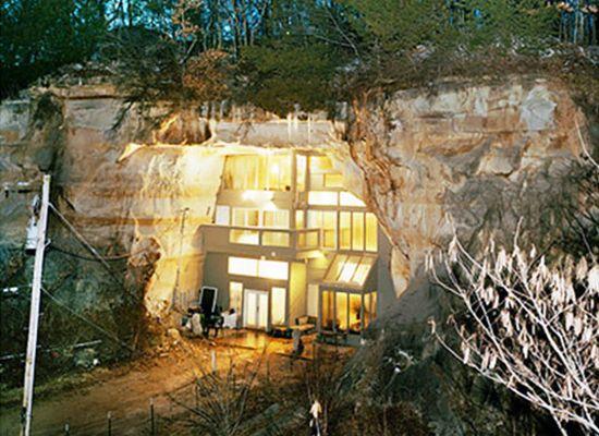 festus cave home
