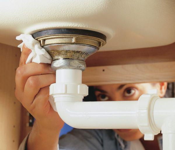 How to fix a leaking bathroom sink  Hometone