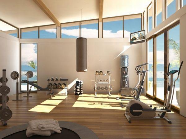 home gym design_4 designing - Designing A Home