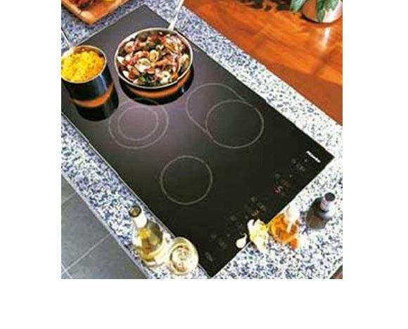 Standard distance between cooktop microwave