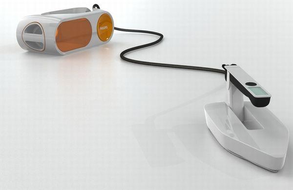 Philips Steam Iron concept