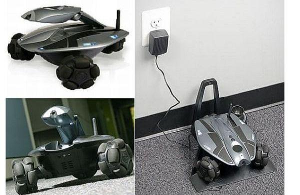 Rovio Wireless Security Systems