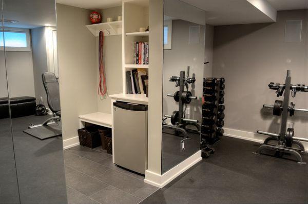 gym fridge