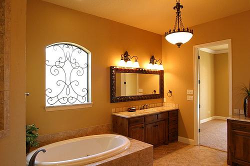 Bathroom lighting tips for homeowners  HomeToneorg