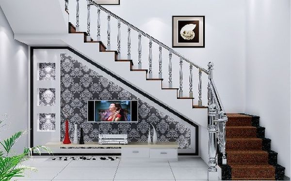 Modern Under Stair Storage Solutions To Spruce Up Your