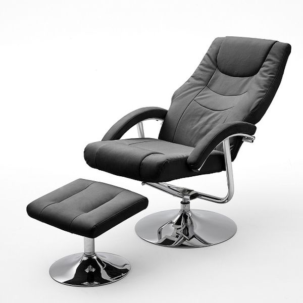 Florida Swivel Recliner Chair with Foot Stoo