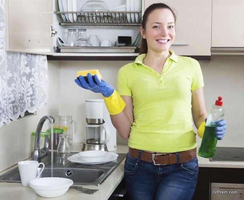 use Dishwasher Detergent