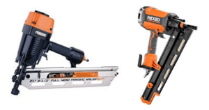 History of framing nailer
