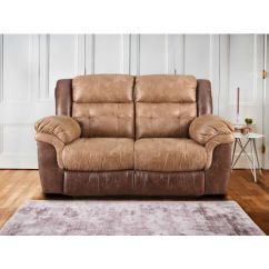 Cheap Sofa Sets Under 500 Bed Grey Fabric Living Room Furniture Buy Best Designs Eclairs Leather Two Seater Recliner In Brown Colour By Hometown