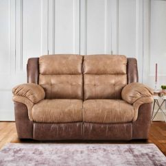Living Room Sofa Two Chairs Where To Buy Rugs Furniture Best Designs Sets Eclairs Leather Seater Recliner In Brown Colour By Hometown
