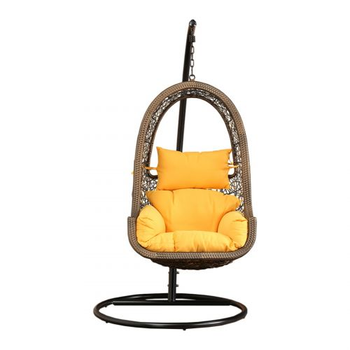 swing chair home town tub covers for sale buy juniper mild steel outdoor in brown colour by hometown
