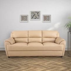 Old Sofa In Chennai Delaney Sleeper By Dhp Furniture Clearance Sale Buy At Discounted Rates Online Taylor Three Seater Butterscotch Colour Hometown