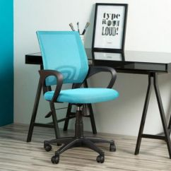Revolving Chair Base In Ahmedabad Wingback Leather Uk Office Chairs Buy Executive Online India Bolton Fabric Blue Colour By Hometown