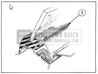 1950 Buick Windshield and Windshield Wiper Maintenance