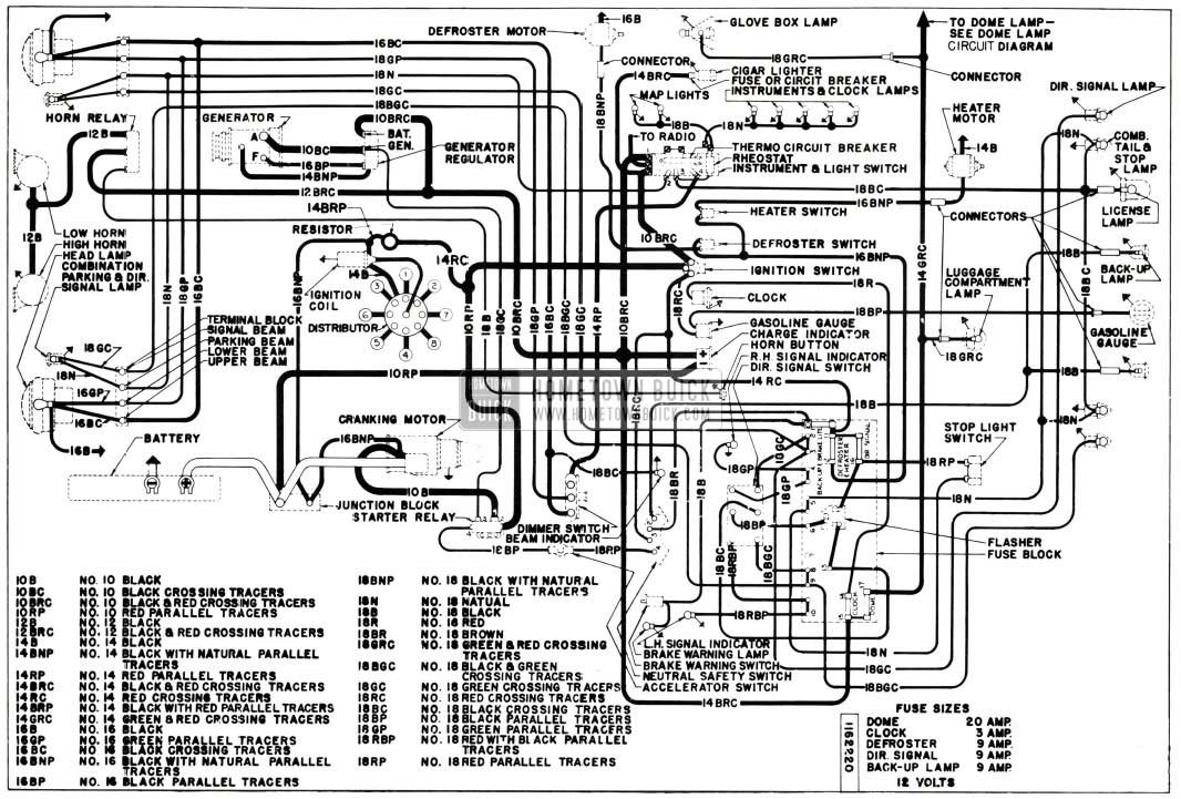 neutral safety switch wiring diagram for a tekonsha trailer brake controller 1953 buick electrical systems - hometown