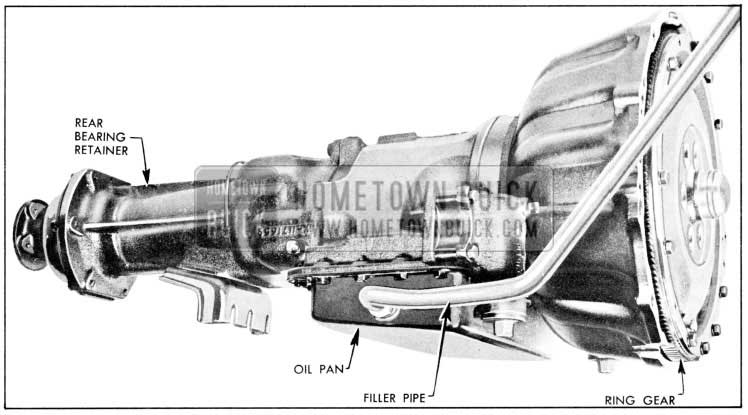 1957 Buick Dynaflow Transmission Maintenance