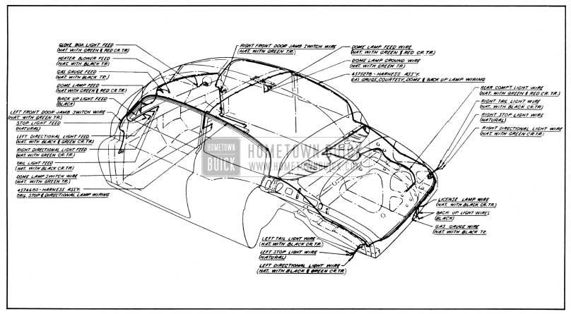 1959 Desoto Wiring Diagram. Diagrams. AutosMoviles.Com
