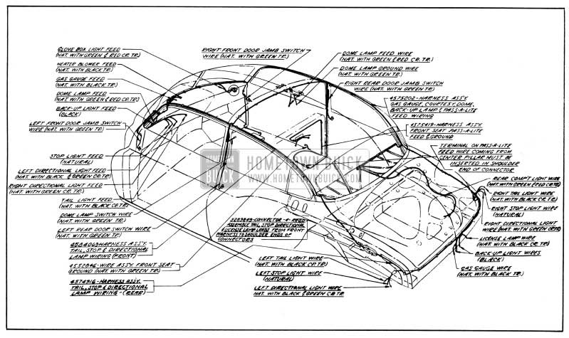 Cadillac Color Wiring Diagram Classiccarwiring Html