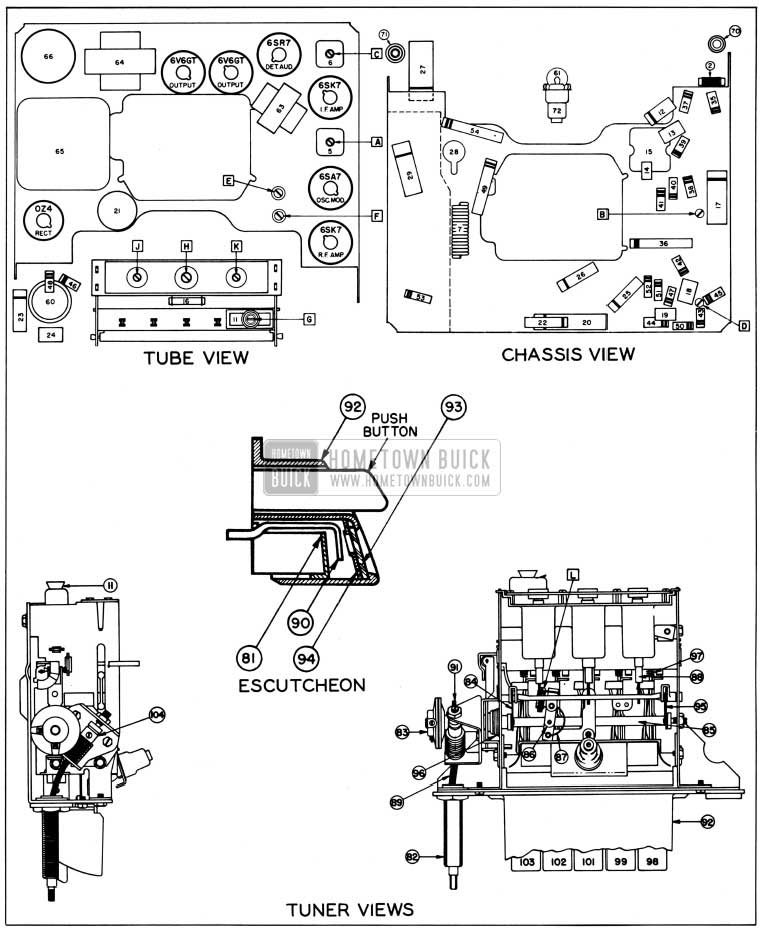 1950 Jeepster Wiring Diagrams. Wire. Auto Wiring Diagram