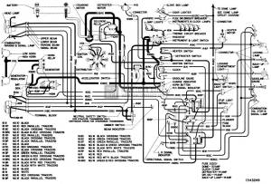 1951 Buick Wiring Diagrams  Hometown Buick