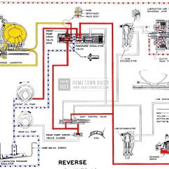 Front End Diagram 7 Blade Wiring Truck Side 1951 Buick Dynaflow Transmission Maintenance