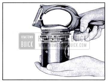 Service manual [Removing Pistons From A 2004 Buick Century