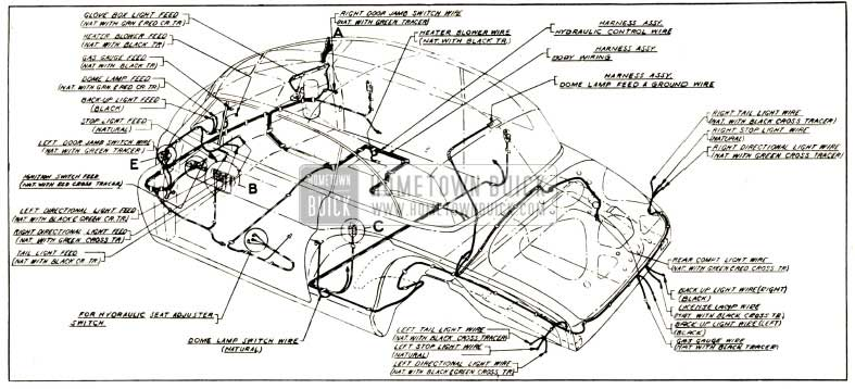 Marvellous 2000 Buick Rendezvous Wiring Diagram Gallery