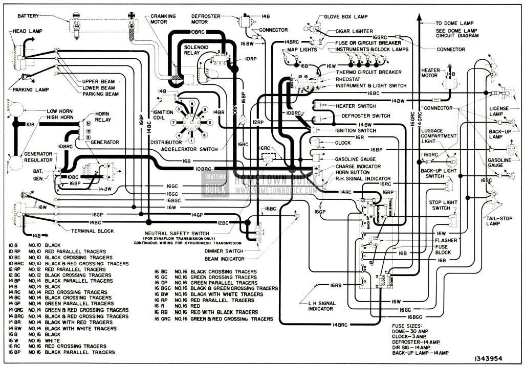 reverse lamp wiring diagram