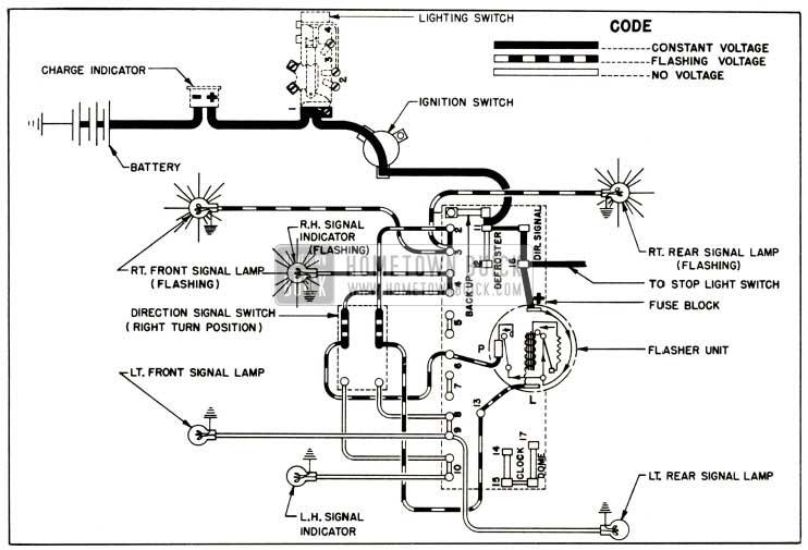 lamp light wiring diagram