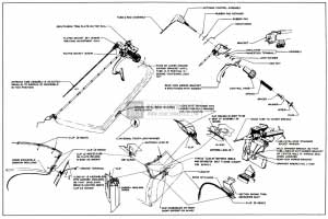 1953 Buick Antenna Installation Details-Convertible and