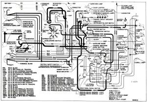 1953 Buick Wiring Diagrams  Hometown Buick