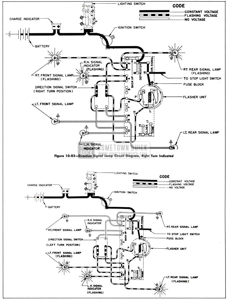 1953 Buick Wiring Diagram Tail Lights. Buick. Auto Wiring