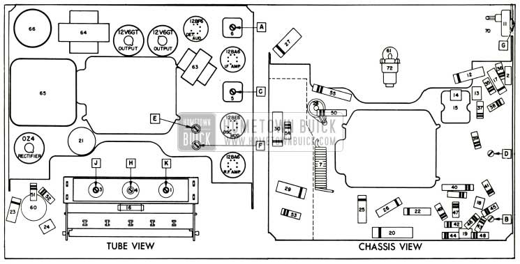 To Battery Wiring Diagram 1997 Buick Riviera