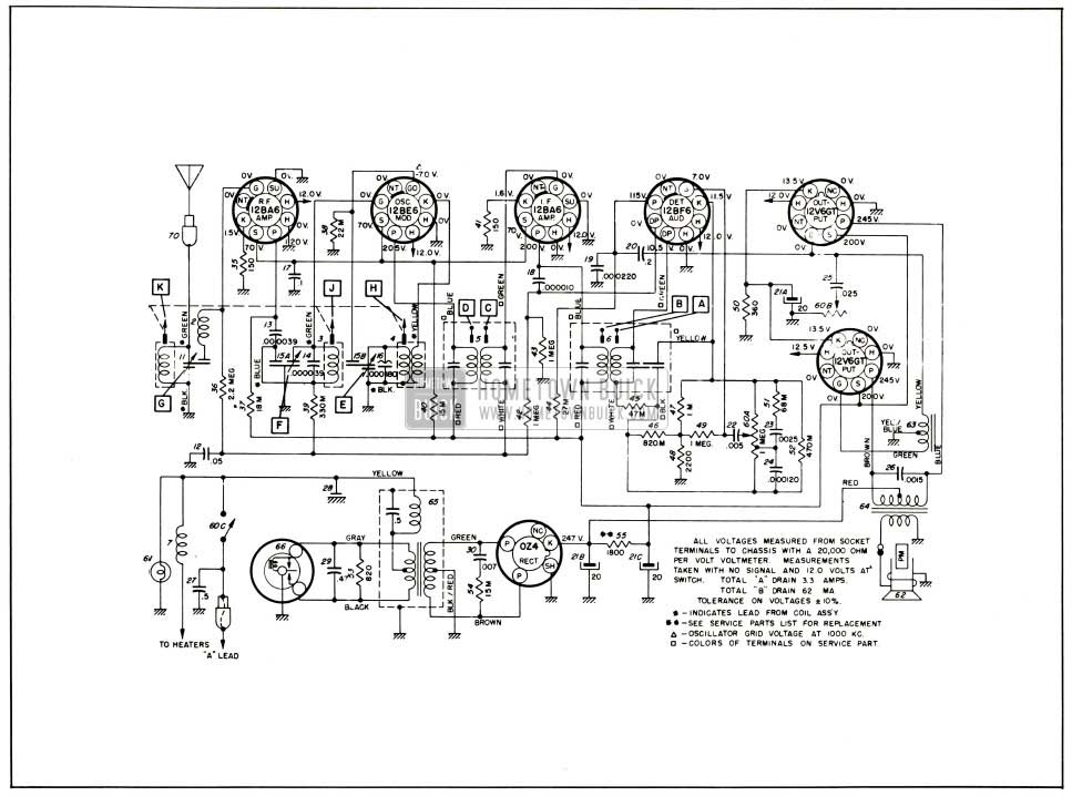 Buick Wiring Diagrams Hometown. Buick. Auto Wiring Diagram