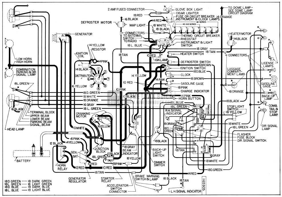 Buick Lesabre Ecm Wiring Diagram 1954 Buick Wiring Diagrams Hometown Buick