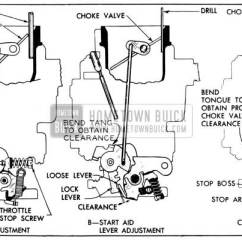 Stromberg Carburetor Diagram 2002 Chevy S10 Radio Wiring 1955 Buick Engine Fuel And Exhaust Maintenance