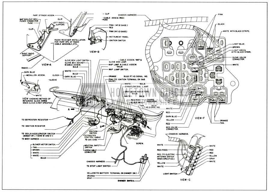 [DIAGRAM EL_9483] 1953 Buick Wiring Diagram Full Version