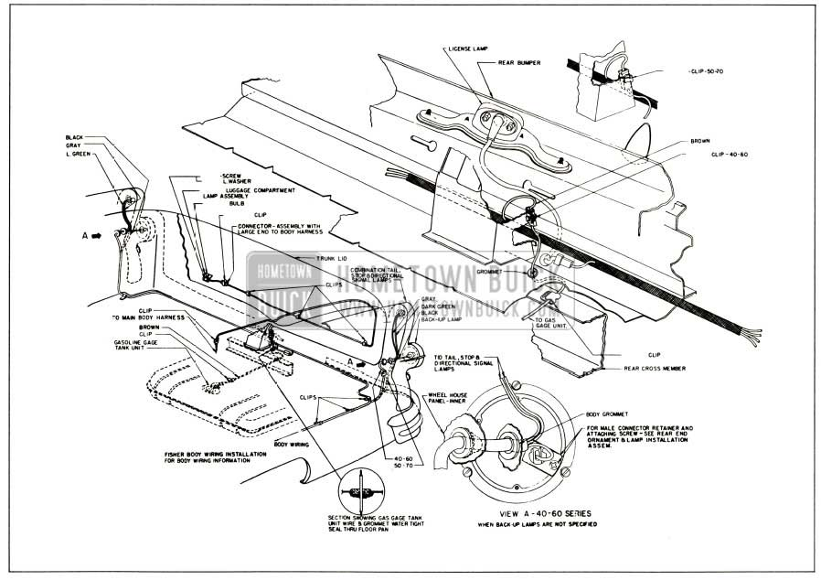 1972 Corvette Dash Wiring Diagram. Corvette. Wiring