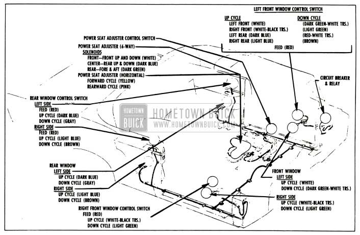 1957 Buick Wiring Harness. Buick. Wiring Diagrams Schematic