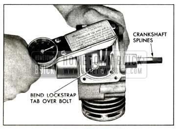 1958 Buick Chassis Suspension Maintenance