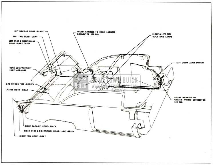 1959 Buick Lesabre Wiring Diagram. Buick. Auto Fuse Box