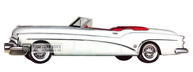 1951 buick skylark convertible