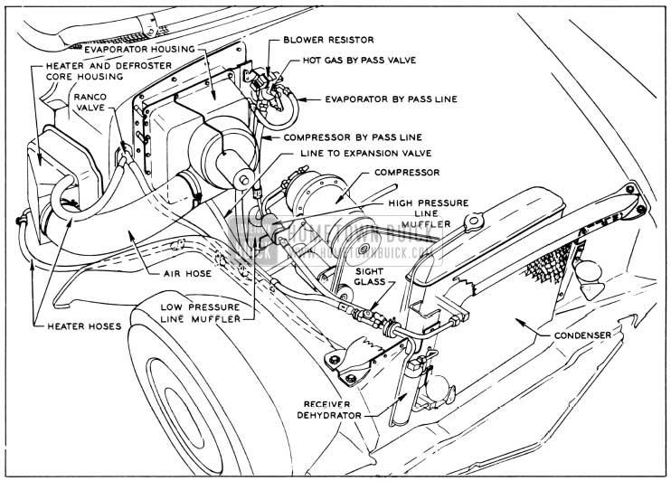 1956 chevy heater wiring diagram