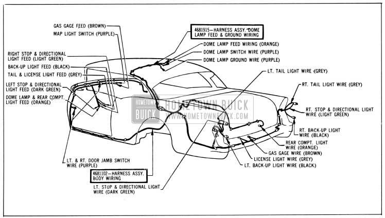 1966 Buick Special Fuse Box. Buick. Auto Fuse Box Diagram