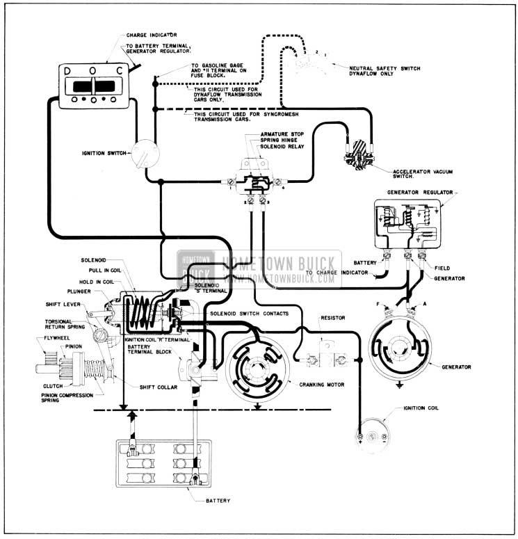 Buick Century Starter Wire Diagram. Buick. Schematic