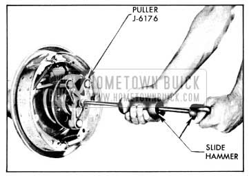 Service manual [How To Remove Axle Nut Cover 1991 Buick