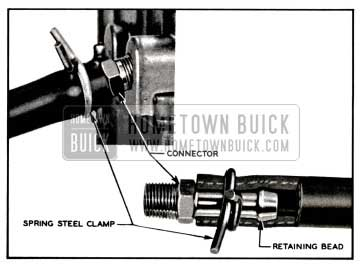 1957 Buick Engine Fuel and Exhaust Systems Specifications