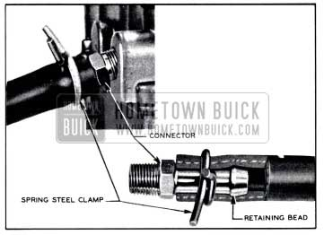 1958 Buick Engine Fuel and Exhaust Systems Specifications